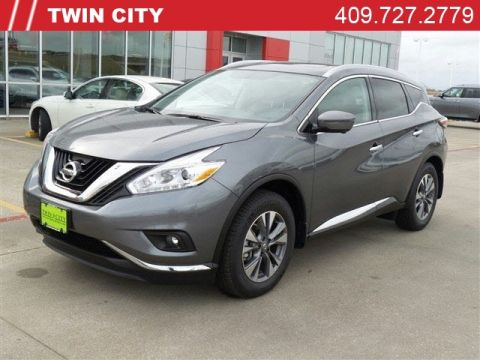 New 2017 Nissan Murano  FWD SL 4dr SUV