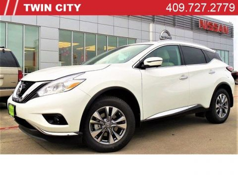 New 2017 Nissan Murano  FWD SL 4dr SUV (midyear release)
