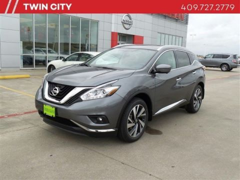 New 2017 Nissan Murano Platinum FWD Sport Utility